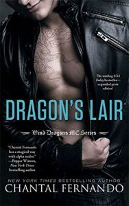 Dragon's Lair: Wind Dragons MC Book 1