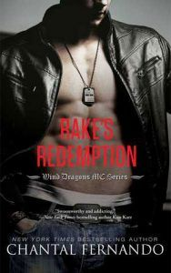 Rake's Redemption: Wind Dragons MC Book 4