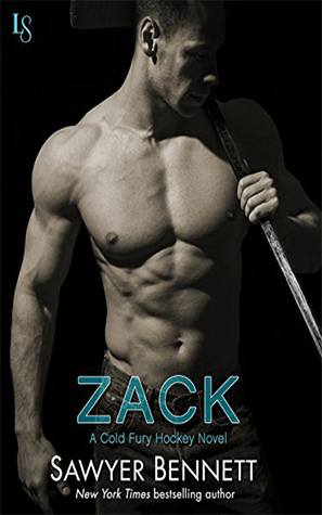 Zack: A Cold Fury Hockey Novel Book 3