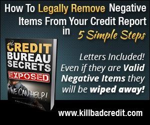 Kill Bad Credit 300×250
