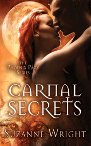 Carnal Secrets: The Phoenix Pack #3