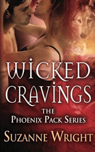 Wicked Cravings: The Phoenix Pack #2