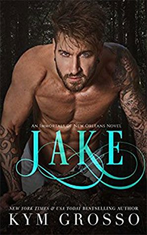 Jake: Immortals of New Orleans #8