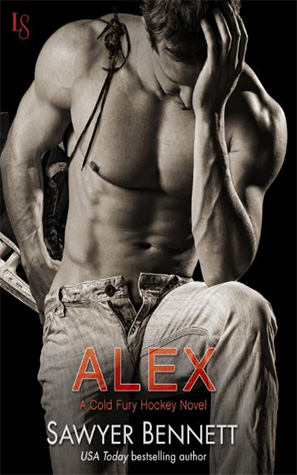 Alex: A Cold Fury Hockey Novel Book 1