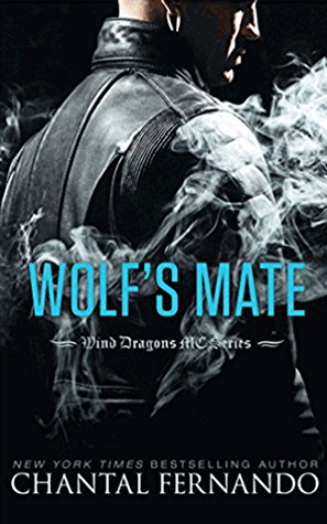 Wolf's Mate: Wind Dragons MC Book 5