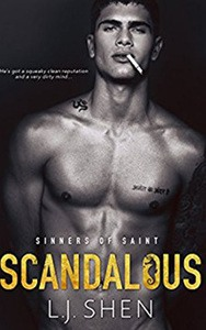 Scandalous: Sinners of Saint #4
